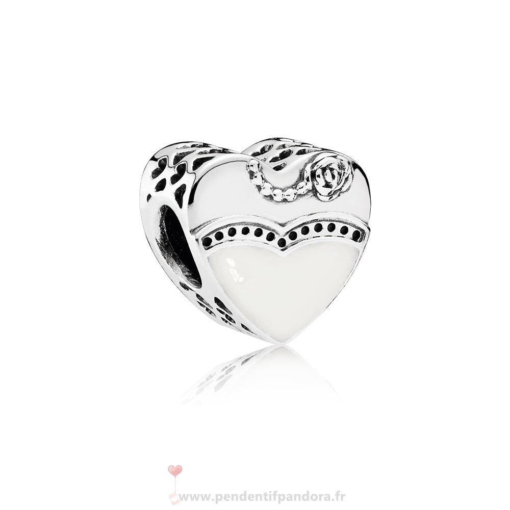 Complet Pandora Mariage Anniversaires Notre Special Day Noir Blanc Email