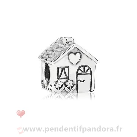 Complet Pandora Pandora Mariage Anniversaire Charms Home Sweet Home Charm