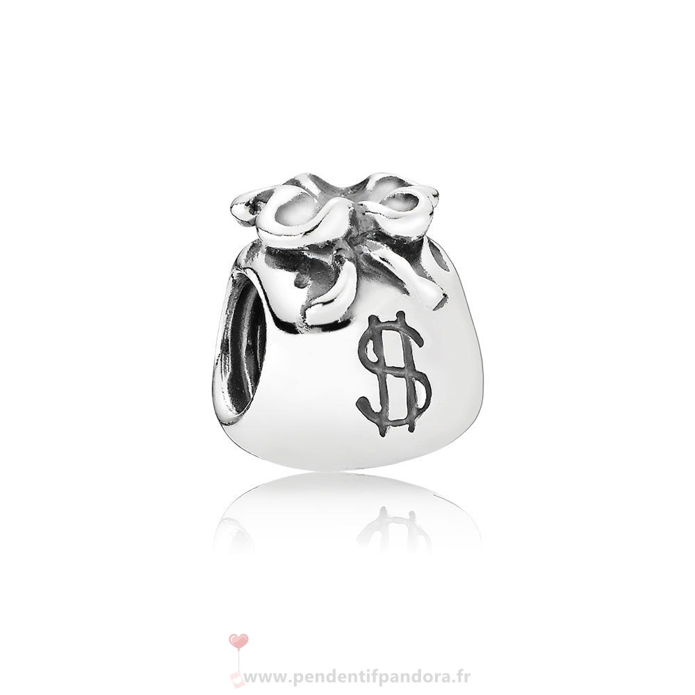 Complet Pandora Pandora Passions Charms Carriere Aspirations Argent Sacs Charme