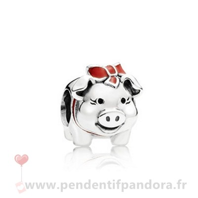 Complet Pandora Pandora Passions Charms Carriere Aspirations Piggy Bank Charm