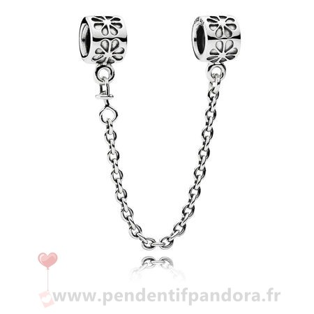 Complet Pandora Pandora Chaines De Securite Daisy Safety Chain