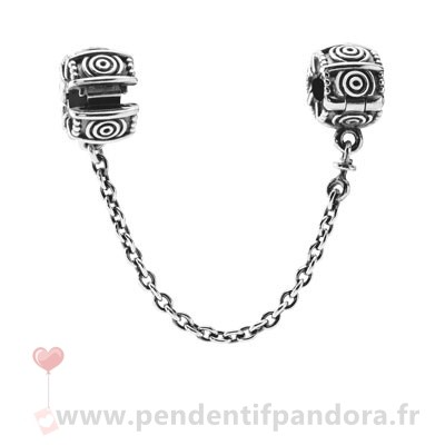 Complet Pandora Pandora Chaines De Securite Pandora Dreamer Safety Clip Safety Chain