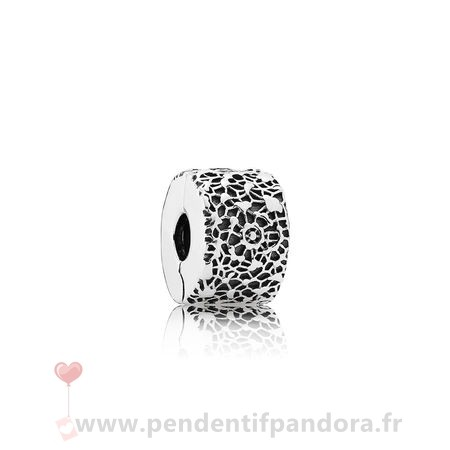 Complet Pandora Pandora Contemporain Charms Layers Of Lace