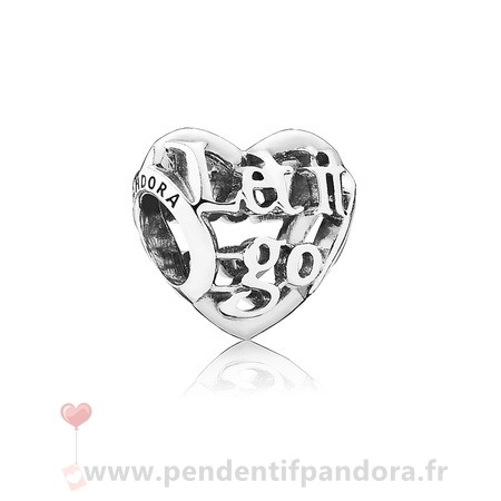 Complet Pandora Disney Breloques Let It Go Charm