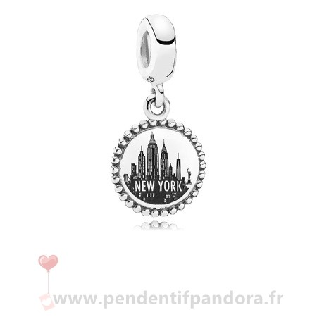 Complet Pandora Pandora Vacances Charms De Voyage New York City