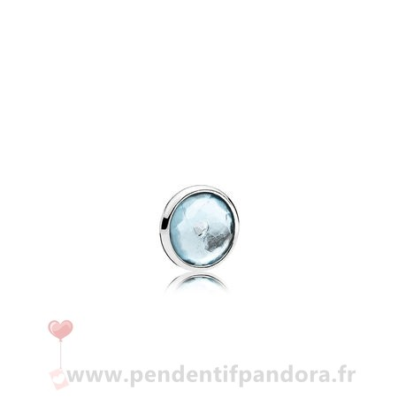 Complet Pandora Pandora Medaillons March Droplet Petite Charm