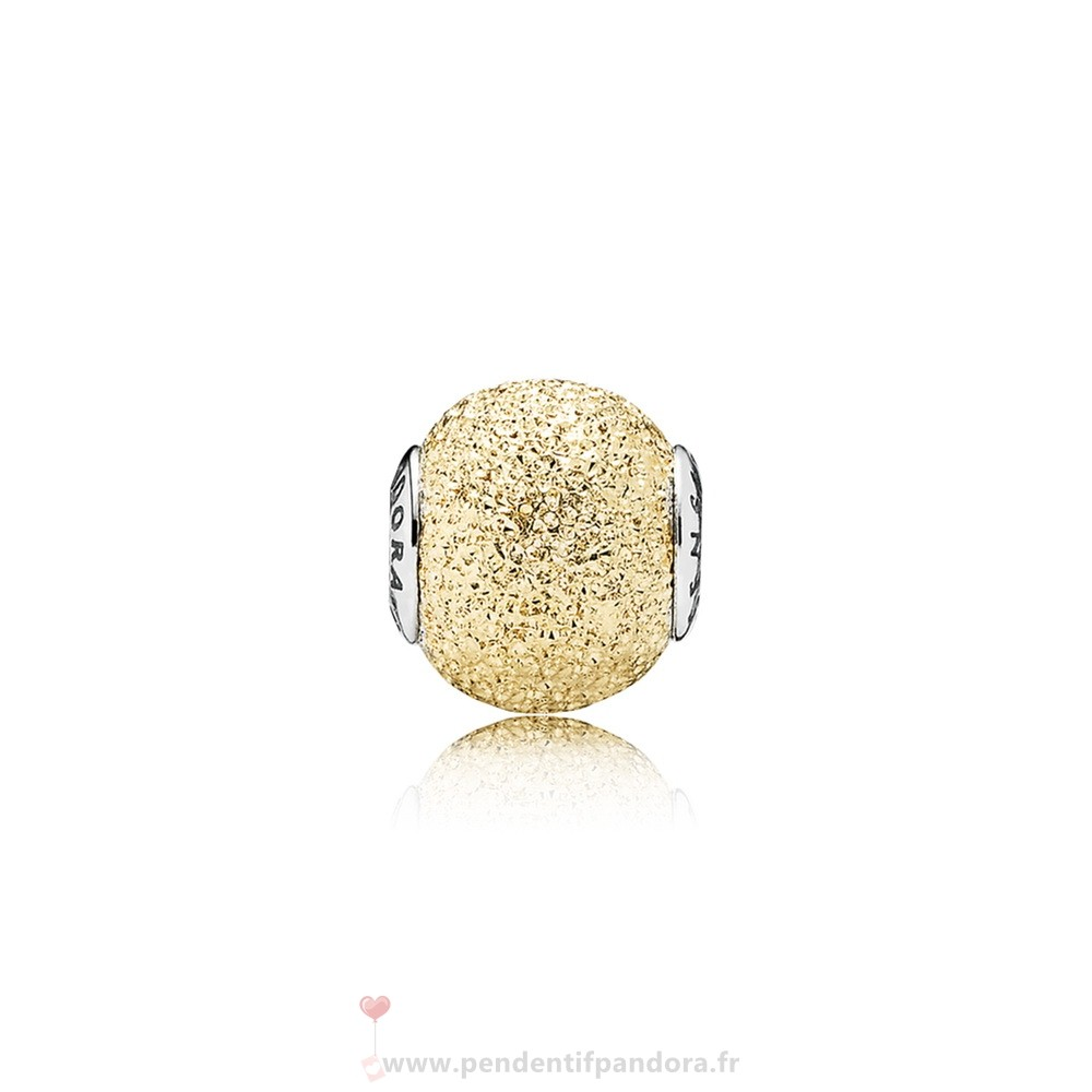 Complet Pandora Pandora Essence Sensitivity Charm 14K Or