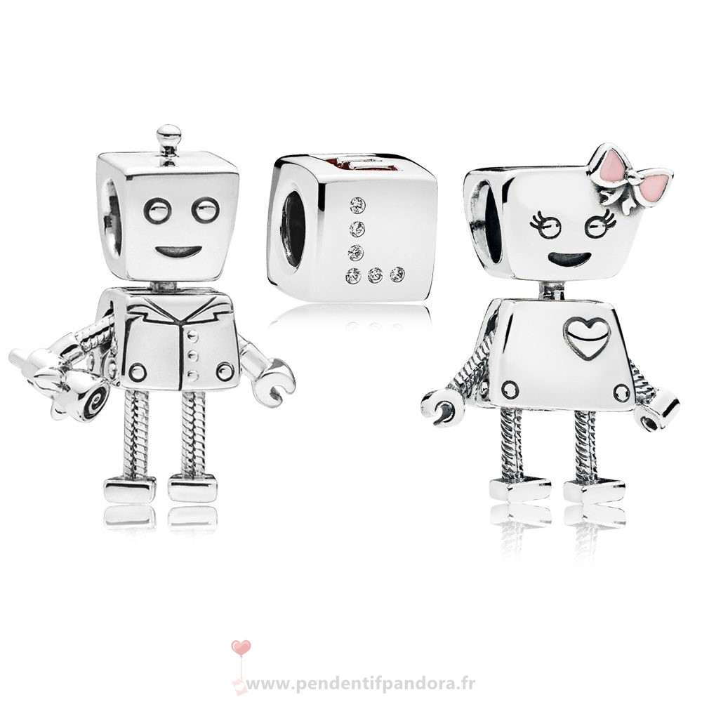 Complet Pandora Bella And Rob Forever Charm Pack